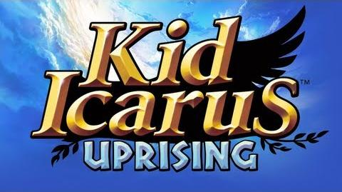Ruins of the Temple - Kid Icarus Uprising