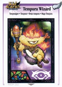 Tempura (KIU AR Card)