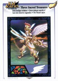 Trois trésors sacrés (KIU AR Card)