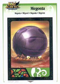 Mégorol (KIU AR Card)