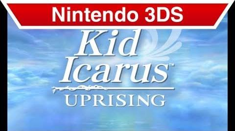 Nintendo 3DS - Kid Icarus Uprising E3 Trailer
