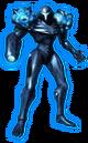 Samus sombre (Metroid Prime 2 Echoes)