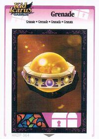 Grenade (KIU AR Card)
