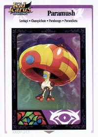 Champichute (KIU AR Card)
