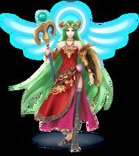 Palutena alt 5 (SSB Wii U & 3DS)
