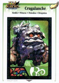Pétraroc (KIU AR Card)
