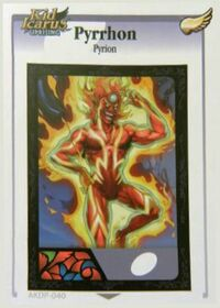 Pyrrhon (KIU AR Card)