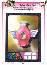 Breuvage divin (KIU AR Card)