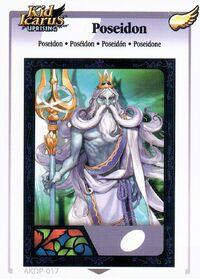 Poséidon (KIU AR Card)
