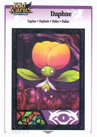 Daphnée (KIU AR Card)
