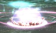 Explosion de la Bombe zéro (SSB4)