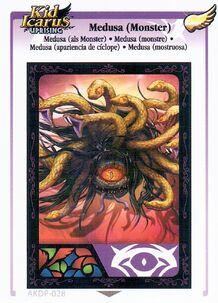 Medusa (monstre) (KIU AR Card)