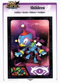 Bouclio (KIU AR Card)