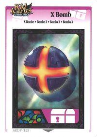 Bombe X (KIU AR Card)