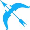 Symbole Kid Icarus SSB4 (Turquoise)