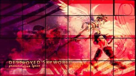 Destroyed Skyworld (Smash Bros. Remix)
