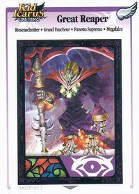 Grand Faucheur (KIU AR Card)