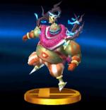 Thanatos (Trophée SSB 3DS)