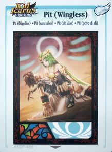 Pit (sans ailes) (KIU AR Card)