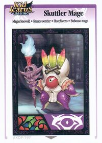 Kranos sorcier (KIU AR Card)