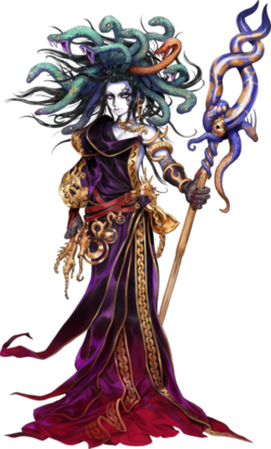 Medusa (Artwork)