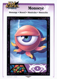 Monoeil (KIU AR Card)