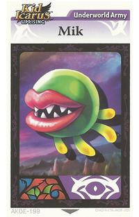 Mick (KIU AR Card)
