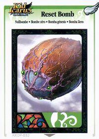 Bombe zéro (KIU AR Card)