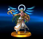 Pseudo-Palutena (Trophée SSB 3DS)