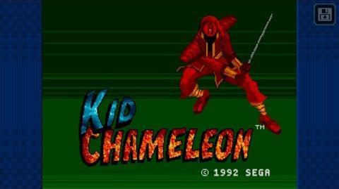 Kid Chameleon (smartphone trailer)