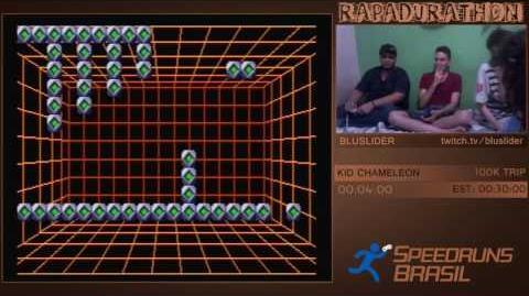 Rapadurathon 1 - Kid Chameleon 100K Trip por BluSlider