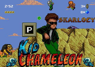 Ultimate Kid Chameleon promo