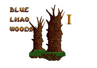 Blue Lmao Woods 1