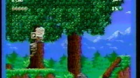 Sega Genesis Kid Chameleon Commercial 1992