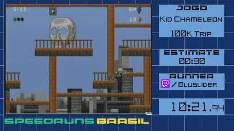 Maratona Temática - Mega Drive Kid Chameleon por BluSlider