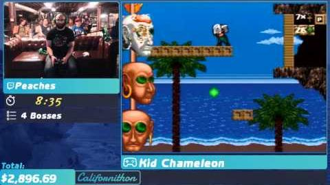 Kid Chameleon by Peaches in 30 31 - Californithon 2016 - Part 13