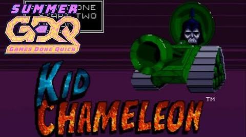 Kid Chameleon by peaches in 28 05 - SGDQ2018