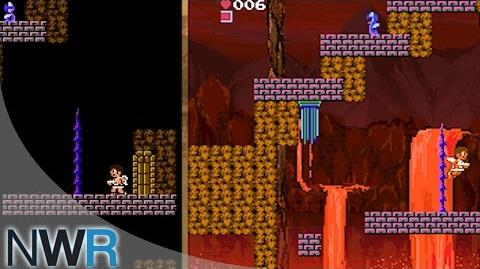 Kid Icarus Comparison (NES Classic Edition VS. the World)