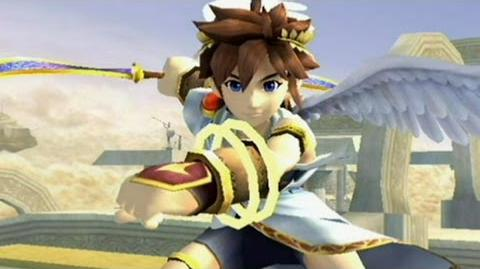Super Smash Bros Brawl - Classic Mode - Pit