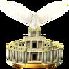Trofeo Templo de Palutena SSB4 Wii U