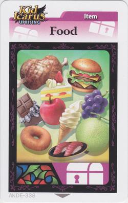 Foodarcard