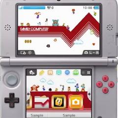 Tema del juego para Nintendo 3DS