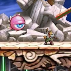 Un Monóculus en Super Smash Bros. para 3DS