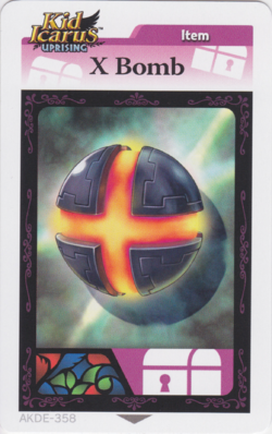 Xbombarcard