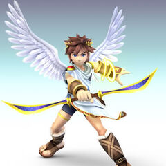 Pit en Super Smash Bros. Brawl