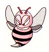 Artwork de Abeja Ocupada en Kid Icarus Of Myths and Monsters