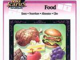 Alimentos (Carta de RA)