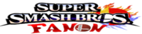 Logo de Super Smash Bros. Fanon Wiki