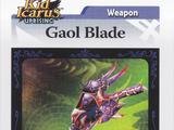 Gaol Blade