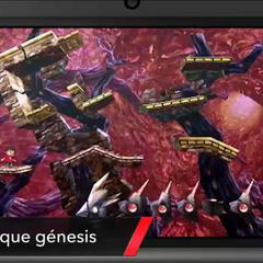 Otra parte del Bosque Génesis en Super Smash Bros. para 3DS